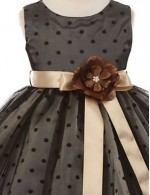 2017 Ball Gown Short Knee Length Flower Girl Dress Lace Sleeveless Jewel With Flower Lace Sash Ribbon