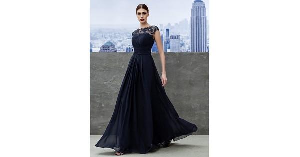 New Zealand Formal Evening Dress Black Tie Gala Dress A