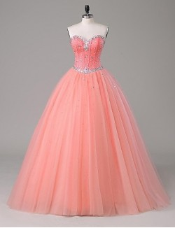 New Zealand Formal Evening Dress A Line Strapless Long Floor Length Satin Tulle With Beading