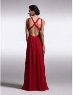 New Zealand Formal Evening Dress Plus Size Petite Sheath Column Jewel Long Floor Length Chiffon With