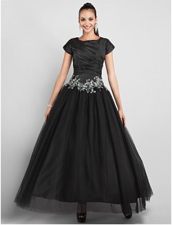 Prom Gowns New Zealand Formal Evening Dress Military Ball Dress Apple Hourglass Inverted Triangle Pear Plus Size Petite Misses Ball Gown