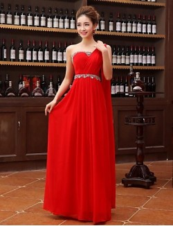New Zealand Formal Evening Dress A Line Sexy One Shoulder Long Floor Length Georgette With