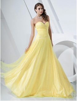 Prom Gowns New Zealand Formal Evening Dress Military Ball Dress Vintage Inspired Elegant Plus Size Petite A Line Princess Strapless Sweetheart