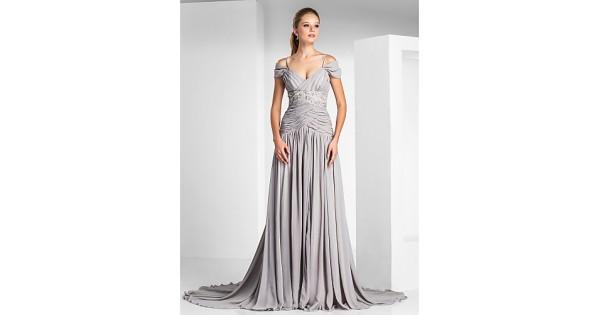 New Zealand Formal Evening Dress Elegant Plus Size Petite
